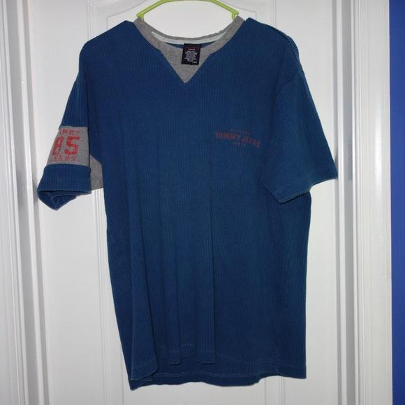 148d4f4f Tommy Hilfiger Shirts | Vintage Tommy Jeans Tshirt | Poshmark